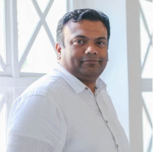 Sunil Chacko, Head of Service Deliver at Mindcurv GmbH headquarters in Essen, Germany