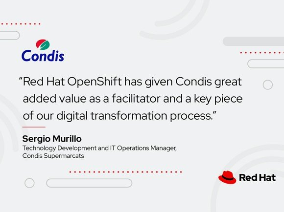 Condis Implements Red Hat OpenShift