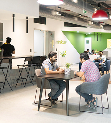 Mindcurv India Office