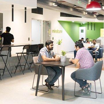 Mindcurv India Office
